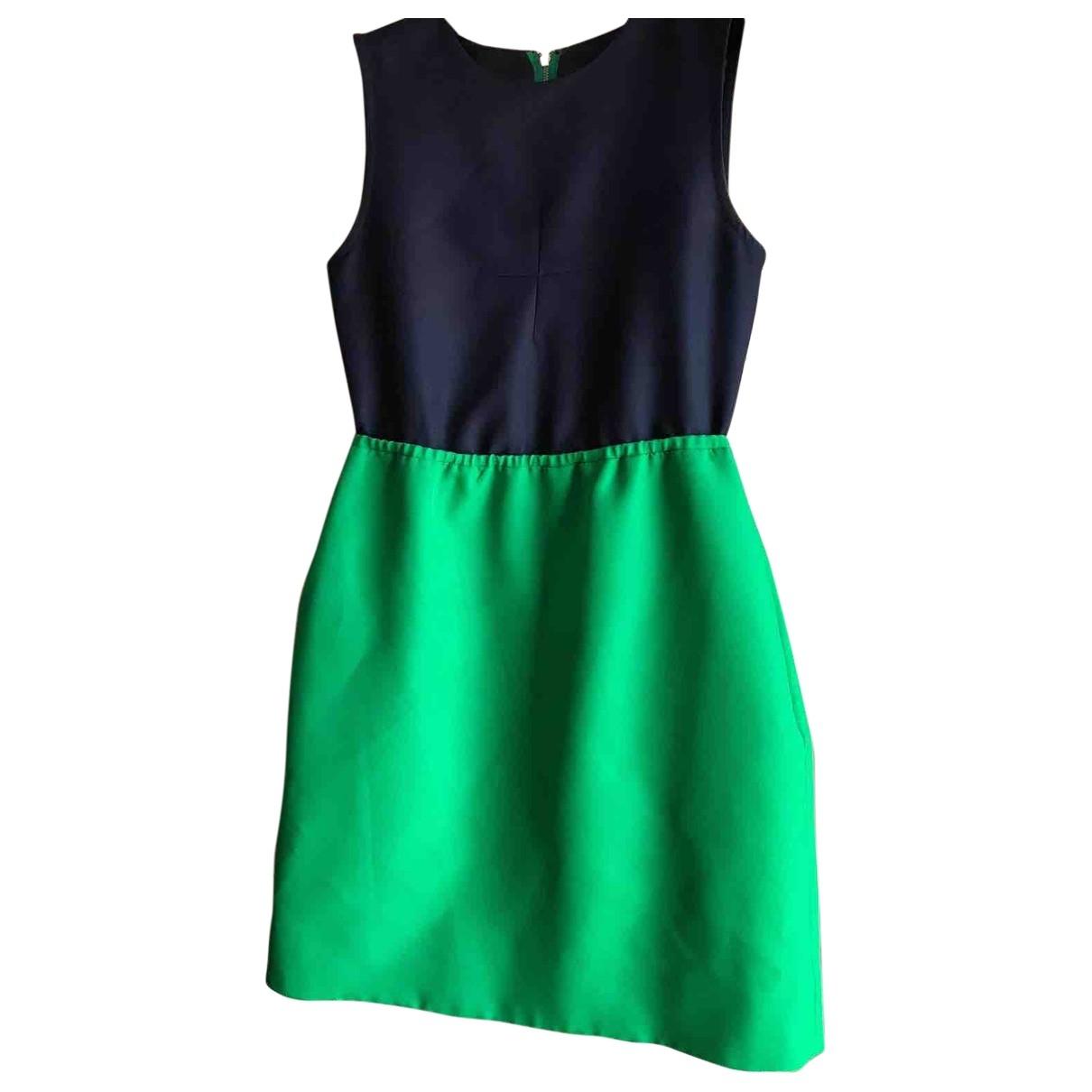 Marc By Marc Jacobs \N Kleid in  Gruen Polyester