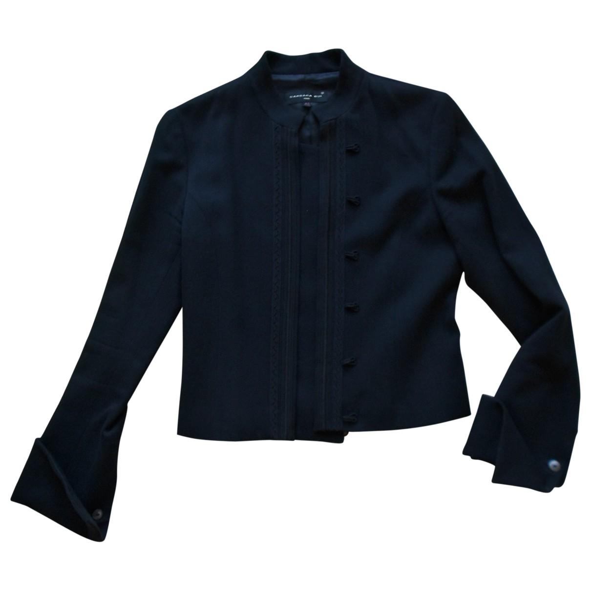 Barbara Bui \N Black Wool jacket for Women 40 FR