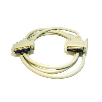 IEEE 1284, DB25, M/M - 10pi