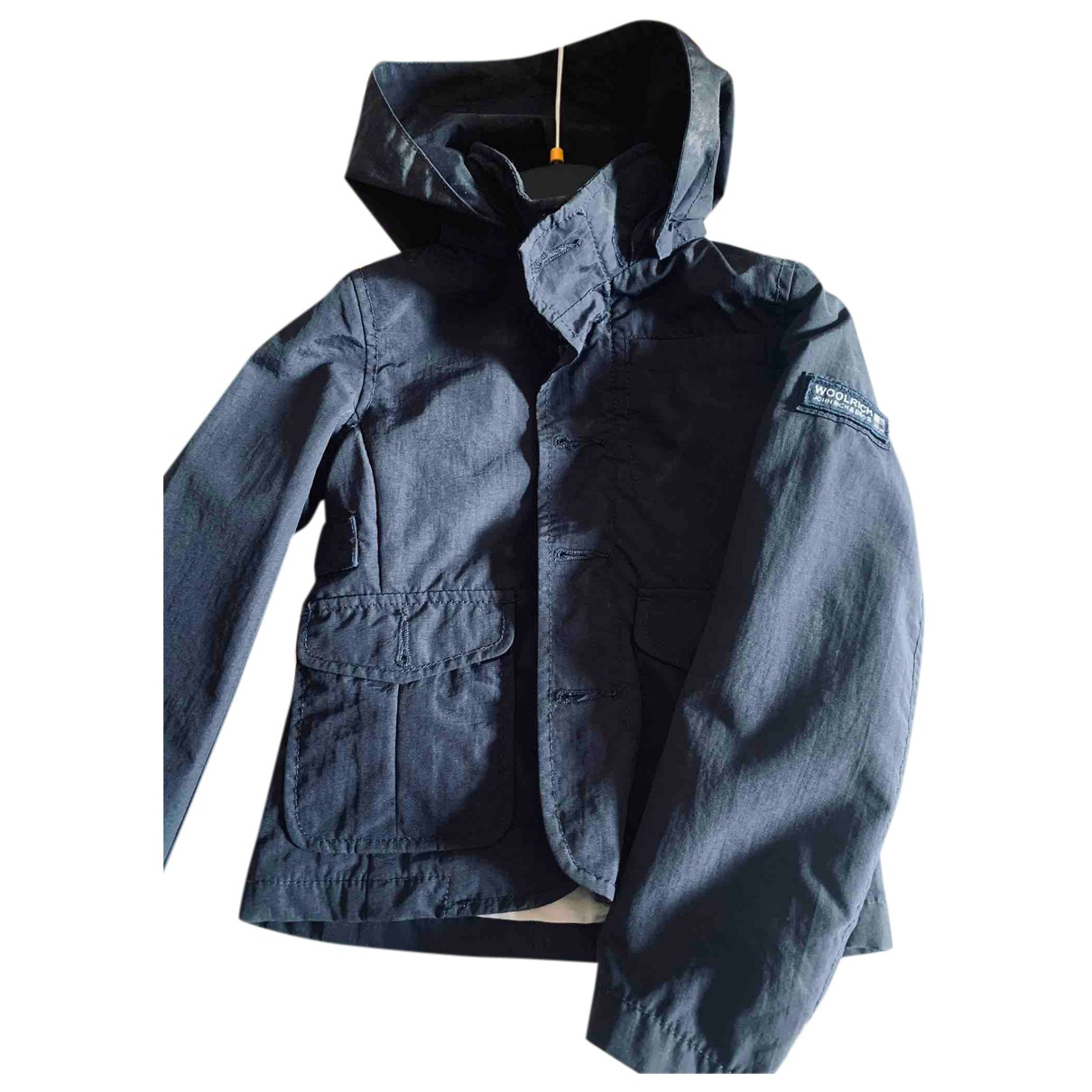 Woolrich N Blue Cotton jacket & coat for Kids 2 years - up to 86cm FR