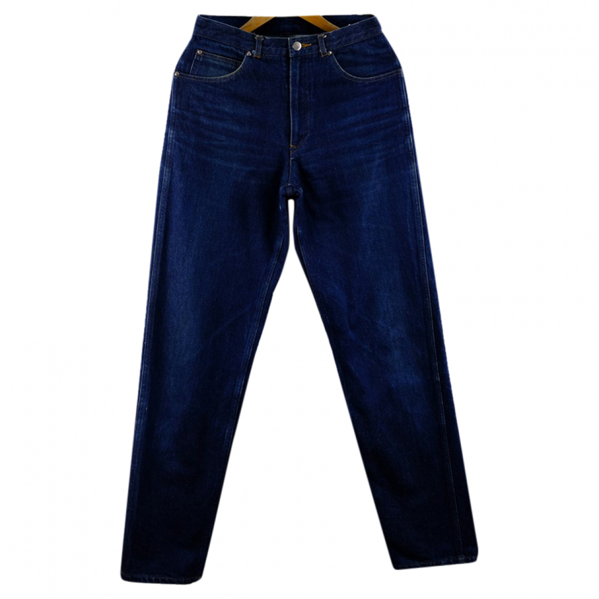 Comme Des Garcons N Blue Cotton Jeans for Men 30 US