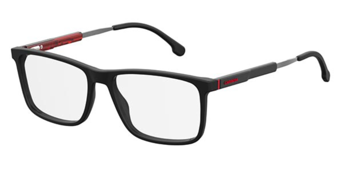 Carrera 8834 003 Men's Glasses Black Size 54 - Free Lenses - HSA/FSA Insurance - Blue Light Block Available