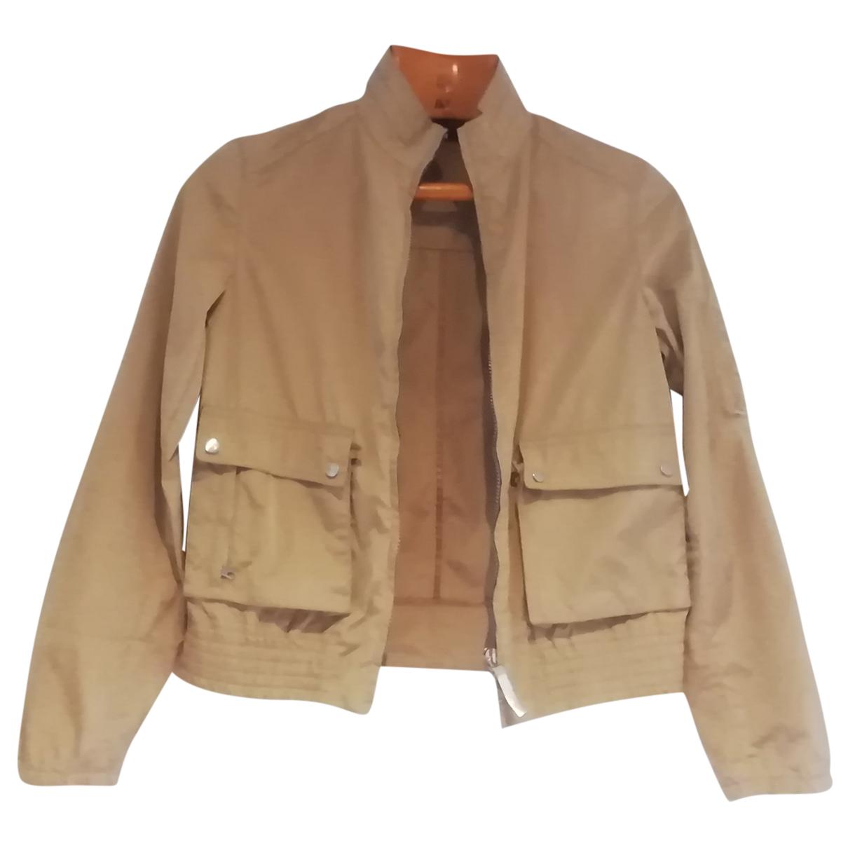 Marella N Beige jacket for Women 42 IT