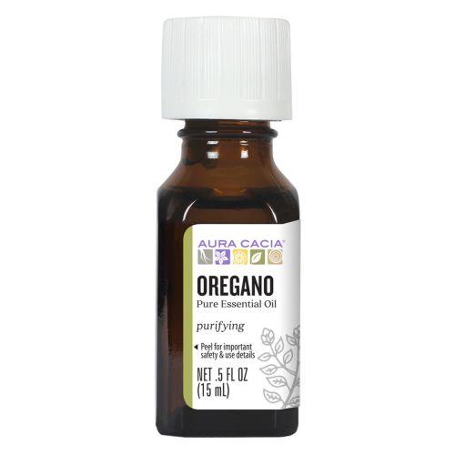 Essential Oil Oregano .50 Oz by Aura Cacia