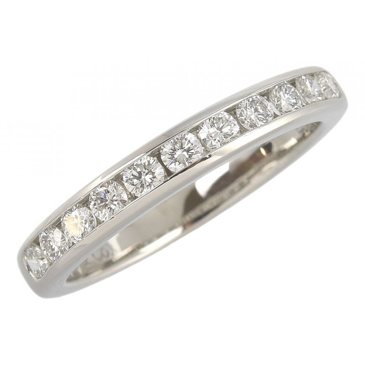 Tiffany & Co \N Platinum ring for Women 51 EU