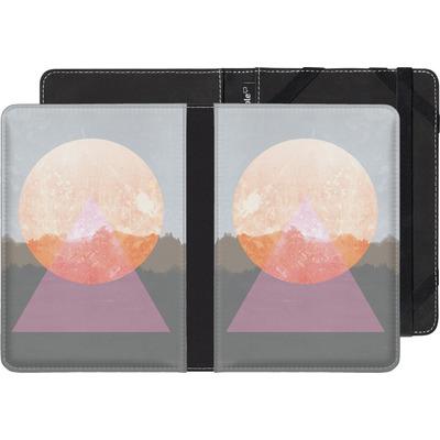 Sony Reader PRS-T1 eBook Reader Huelle - Landscape Abstract 3 von Mareike Bohmer