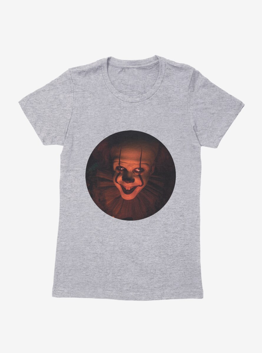 IT Chapter Two Pennywise Grin Circle Womens T-Shirt