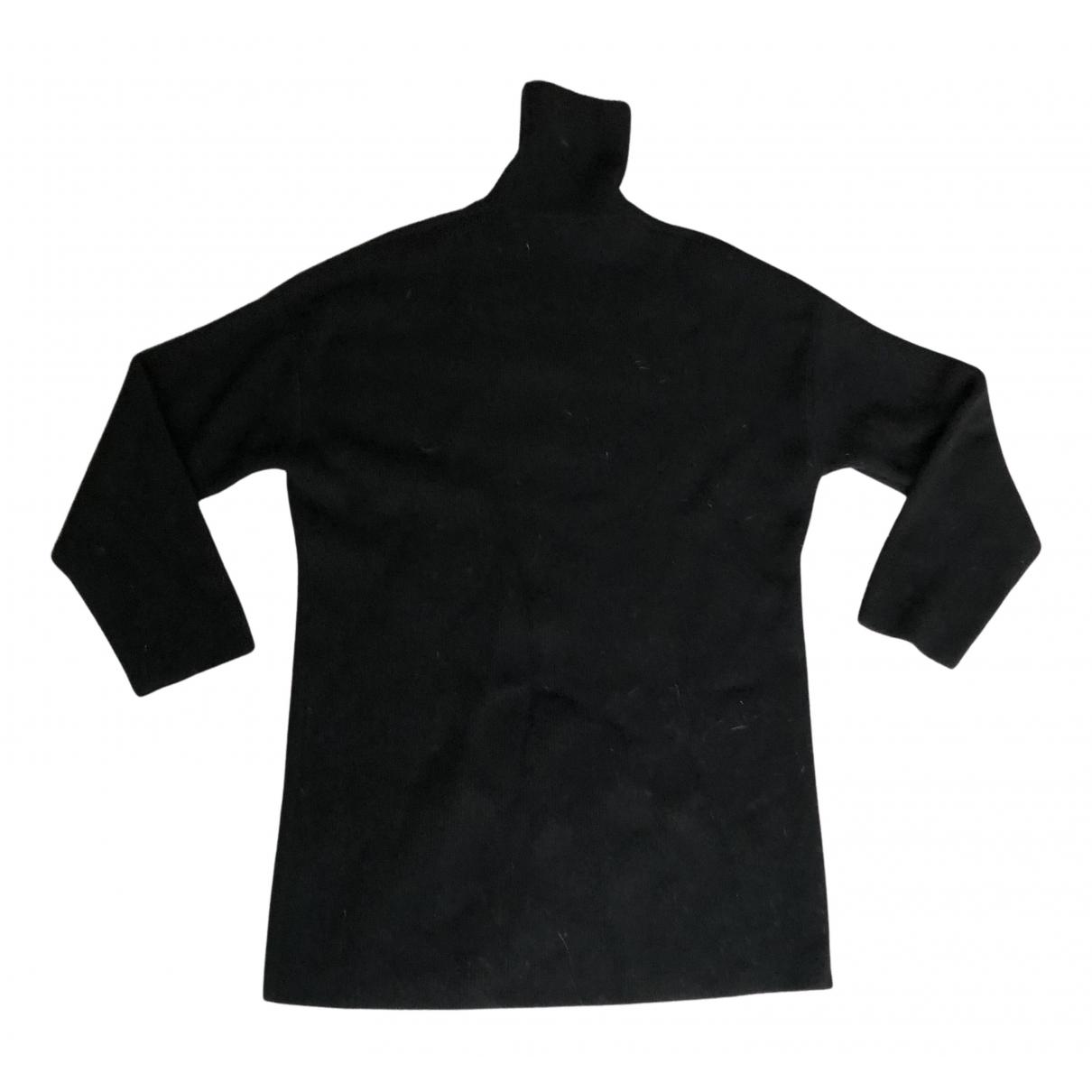 Balenciaga - Pull   pour femme en laine - noir