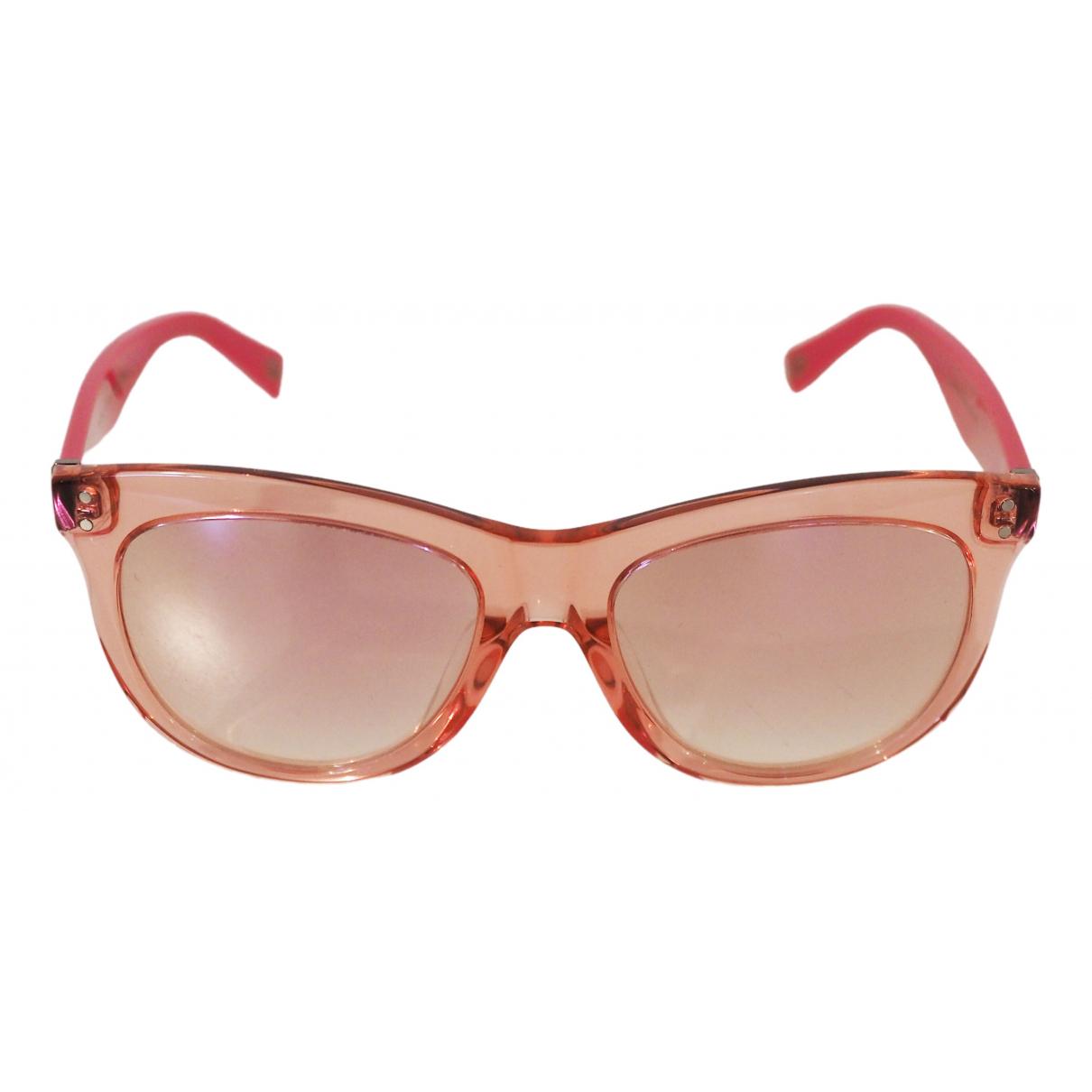 Marc Jacobs - Lunettes   pour femme - rose