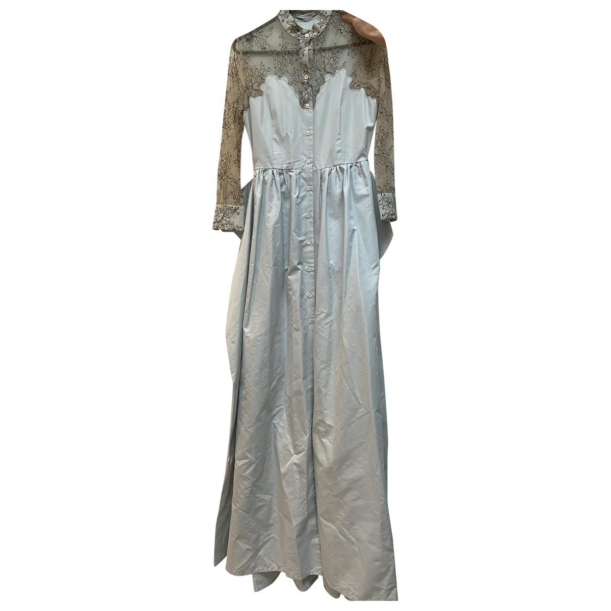 Maxi vestido Alessandra Rich