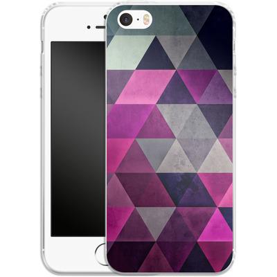 Apple iPhone 5 Silikon Handyhuelle - Hylyoxrype von Spires