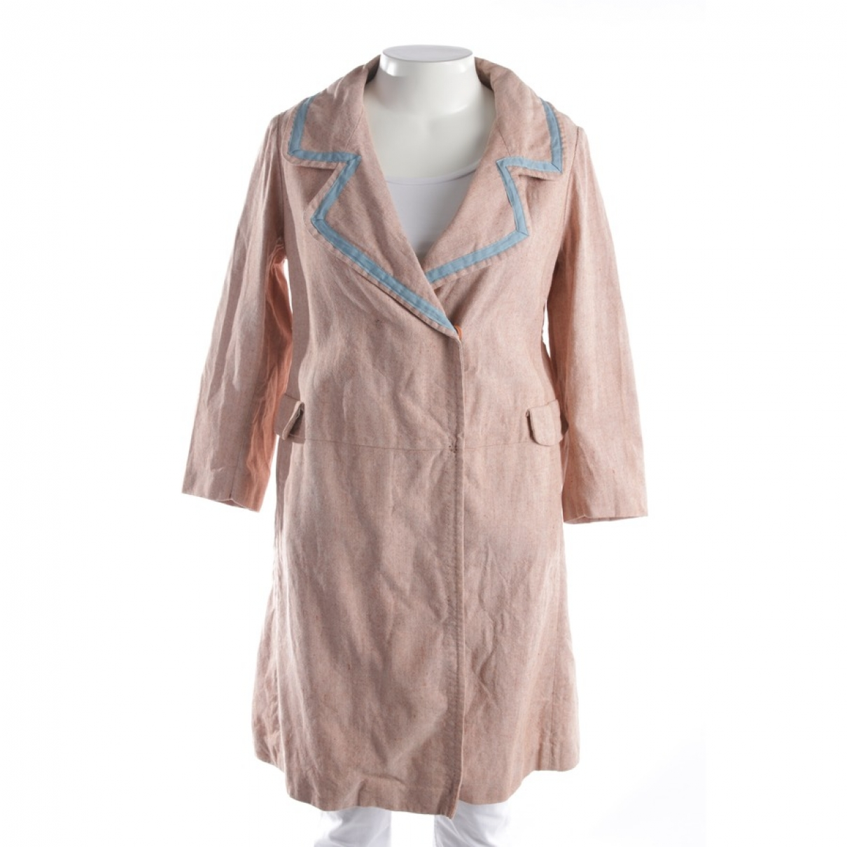 Marni \N Orange Cotton jacket for Women 38 FR
