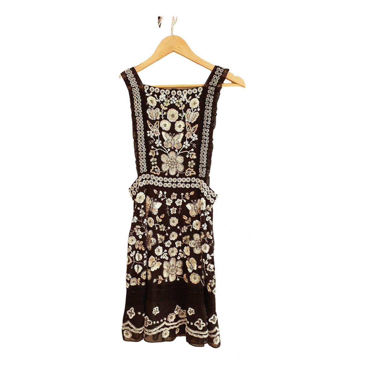 Needle & Thread - Robe   pour femme - noir