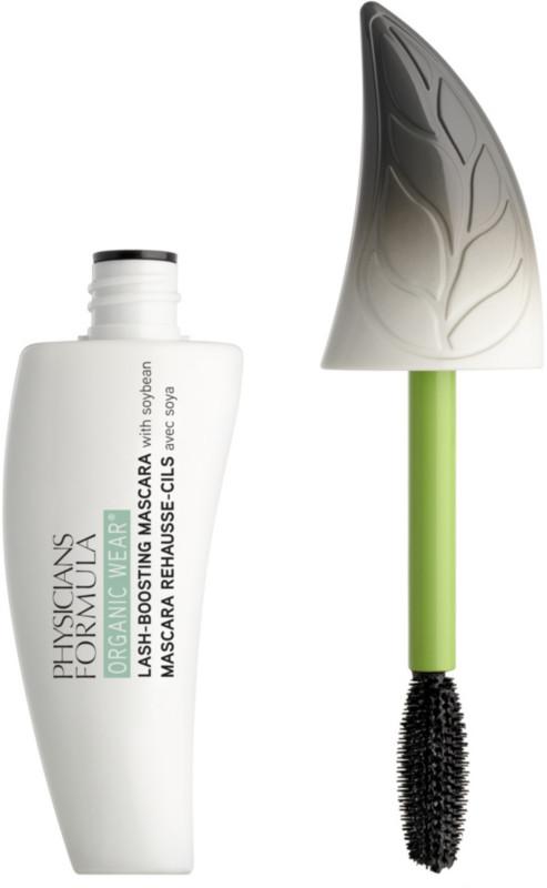 Organic Wear Lash-Boosting Mascara In Black