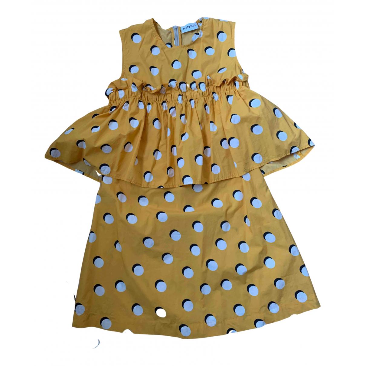 Ainea - Robe   pour femme en coton