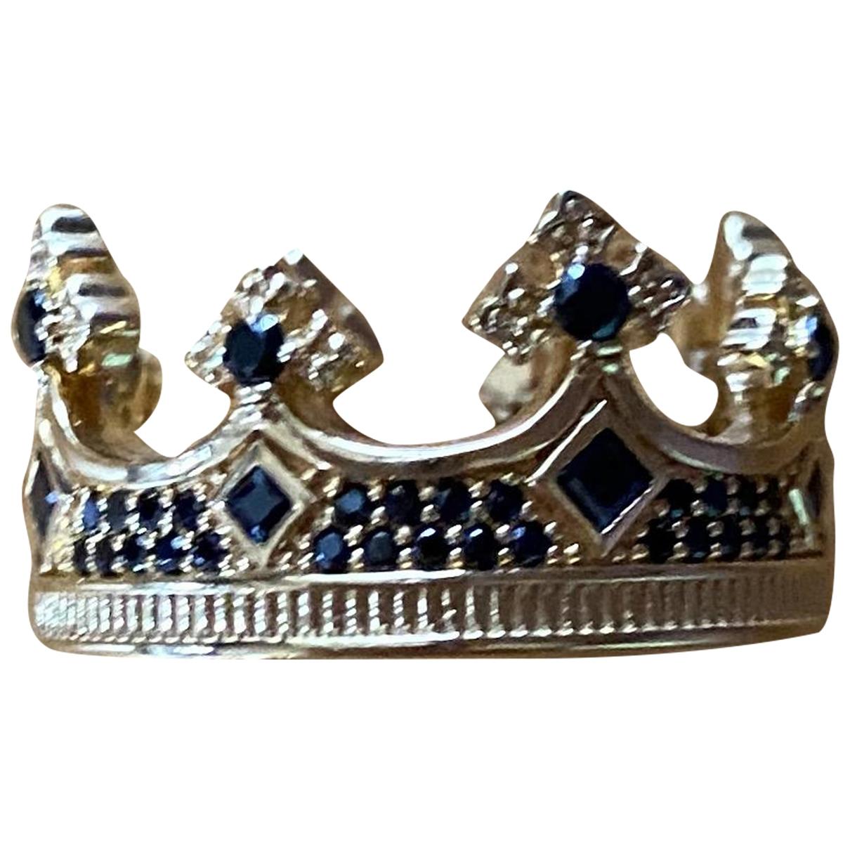 Thomas Sabo \N Gold Metal ring for Women 54 EU