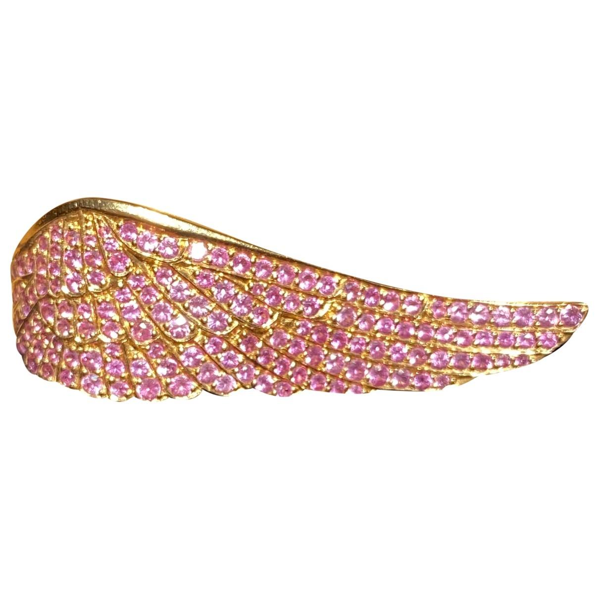 Anillo de Oro rosa Garrard