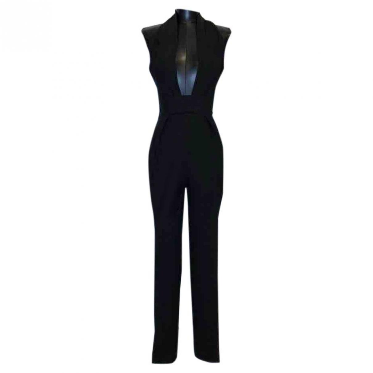 Gucci - Combinaison   pour femme en soie - noir