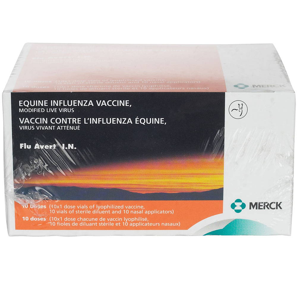 Flu Avert IN (10 Pack Tray)