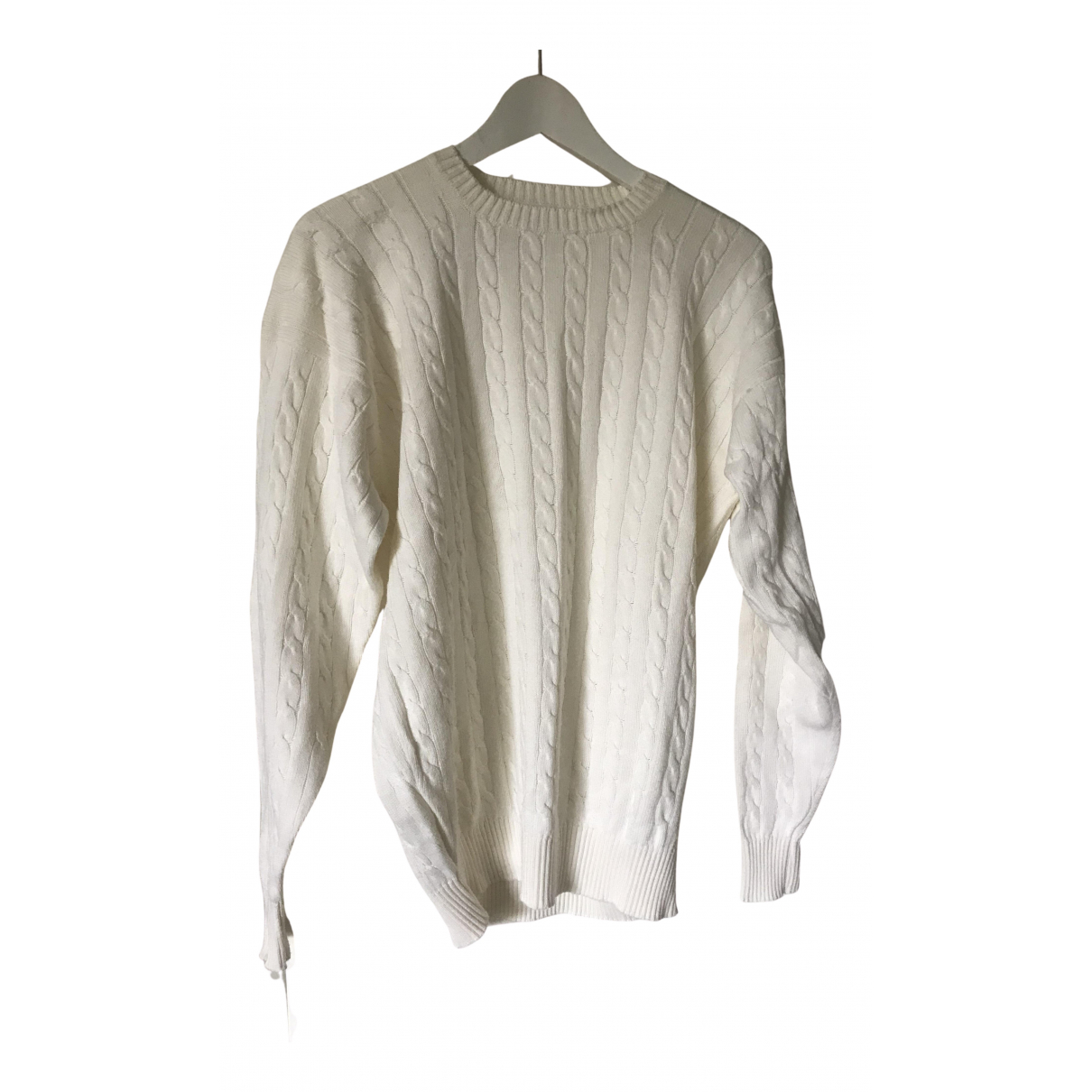 Non Signe / Unsigned \N Pullover in Baumwolle