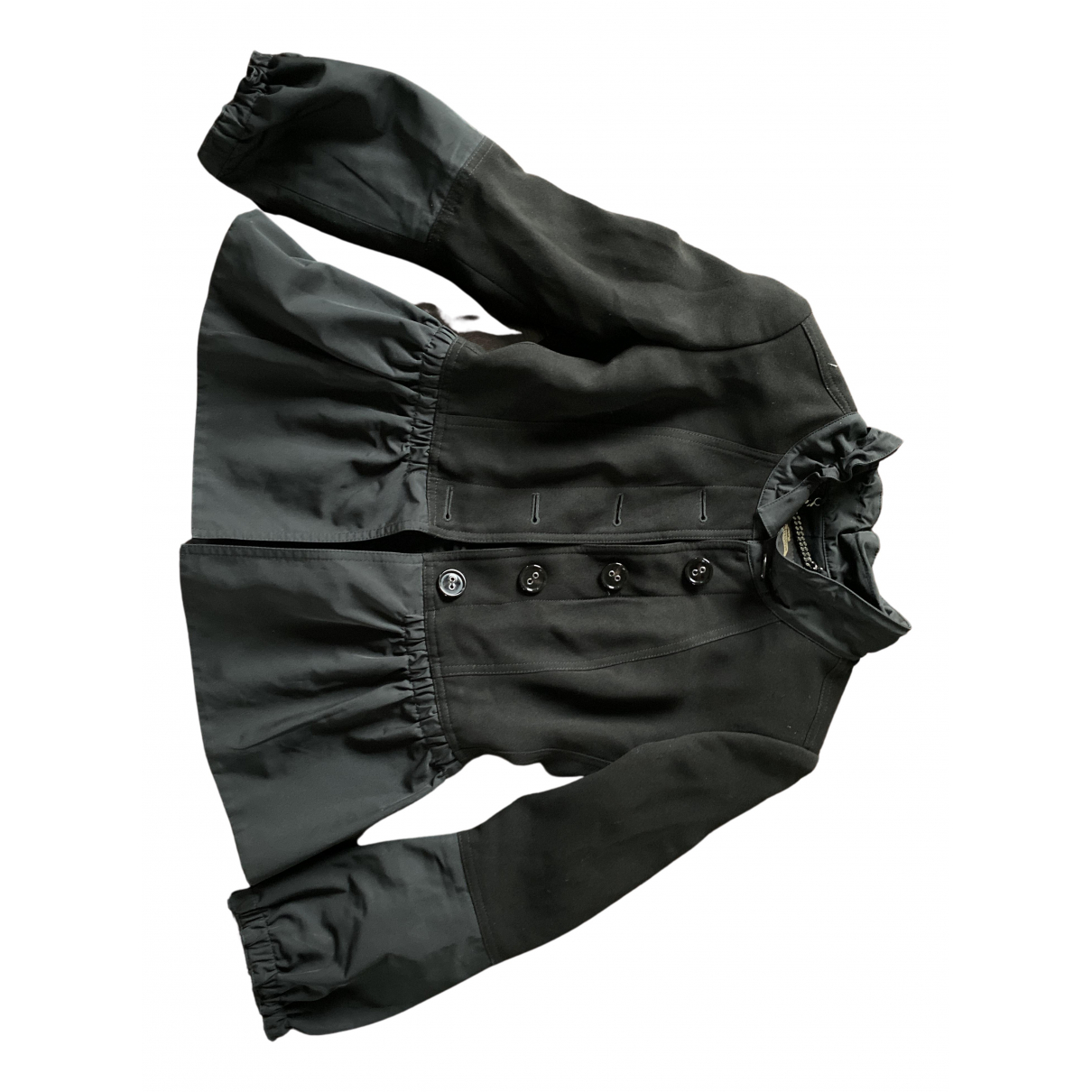 Burberry - Veste   pour femme - noir