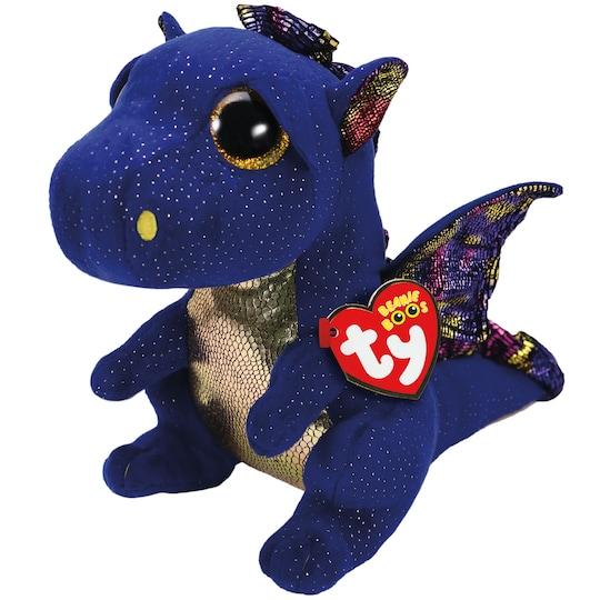 Ty Beanie Boos™ Saffire Blue Dragon Plush Toy, Medium | Michaels®