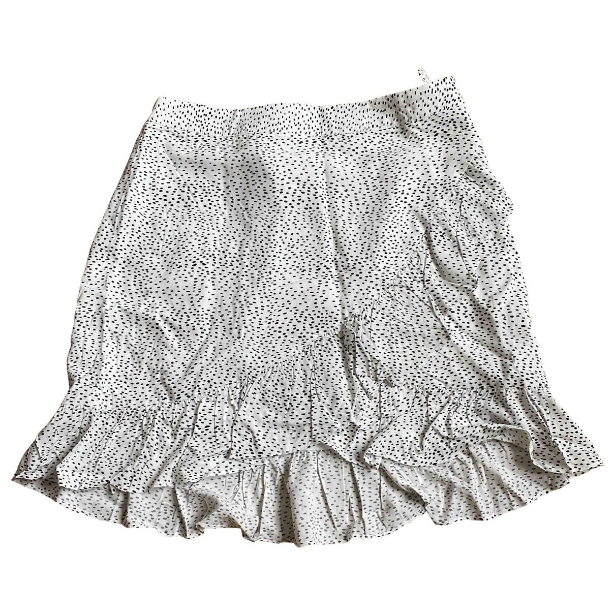 Mini falda Gestuz