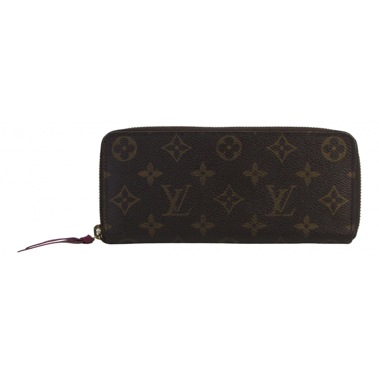 Cartera Clemence de Lona Louis Vuitton