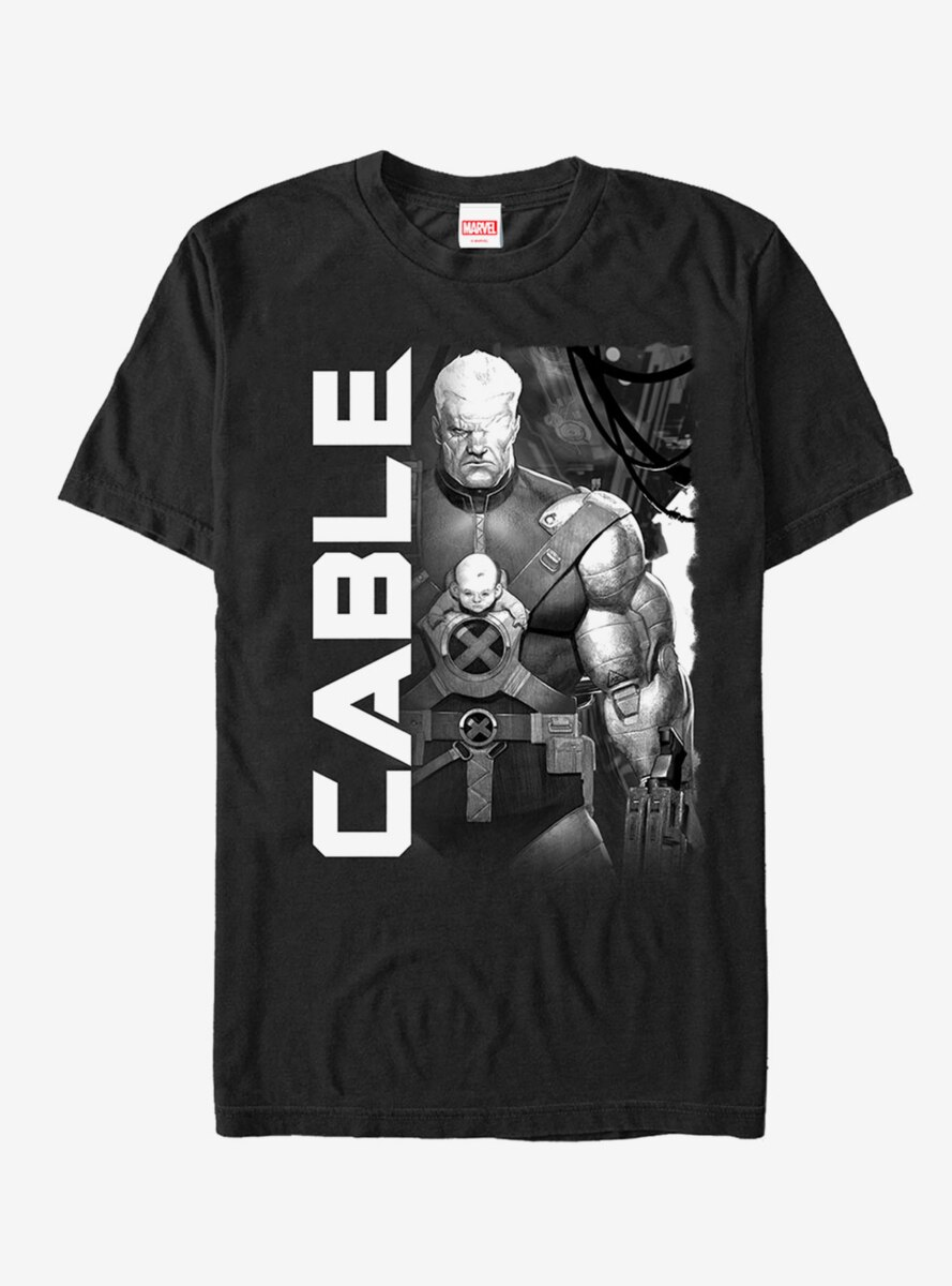 Marvel X-Men Cable Power T-Shirt