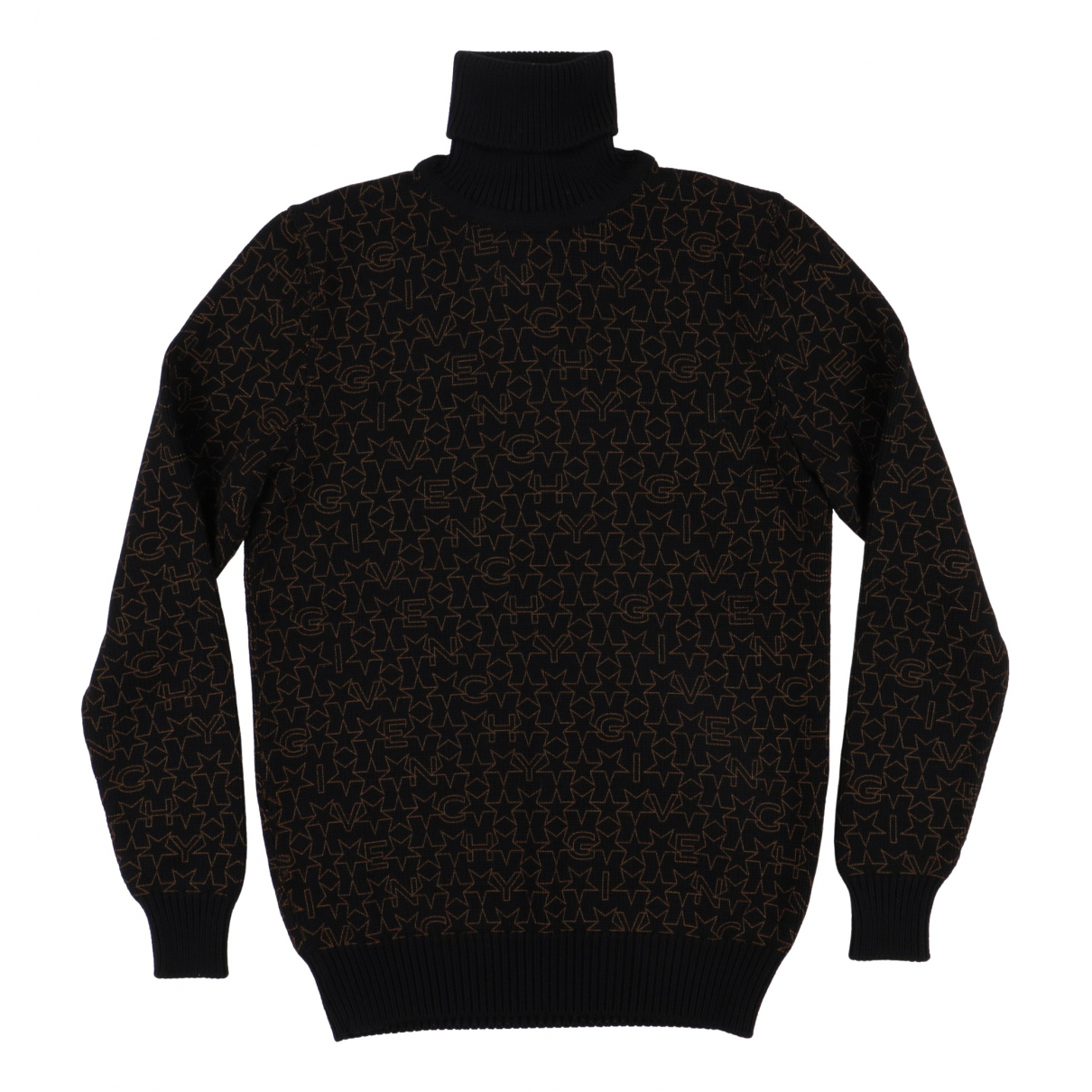 Givenchy \N Pullover.Westen.Sweatshirts  in  Braun Wolle
