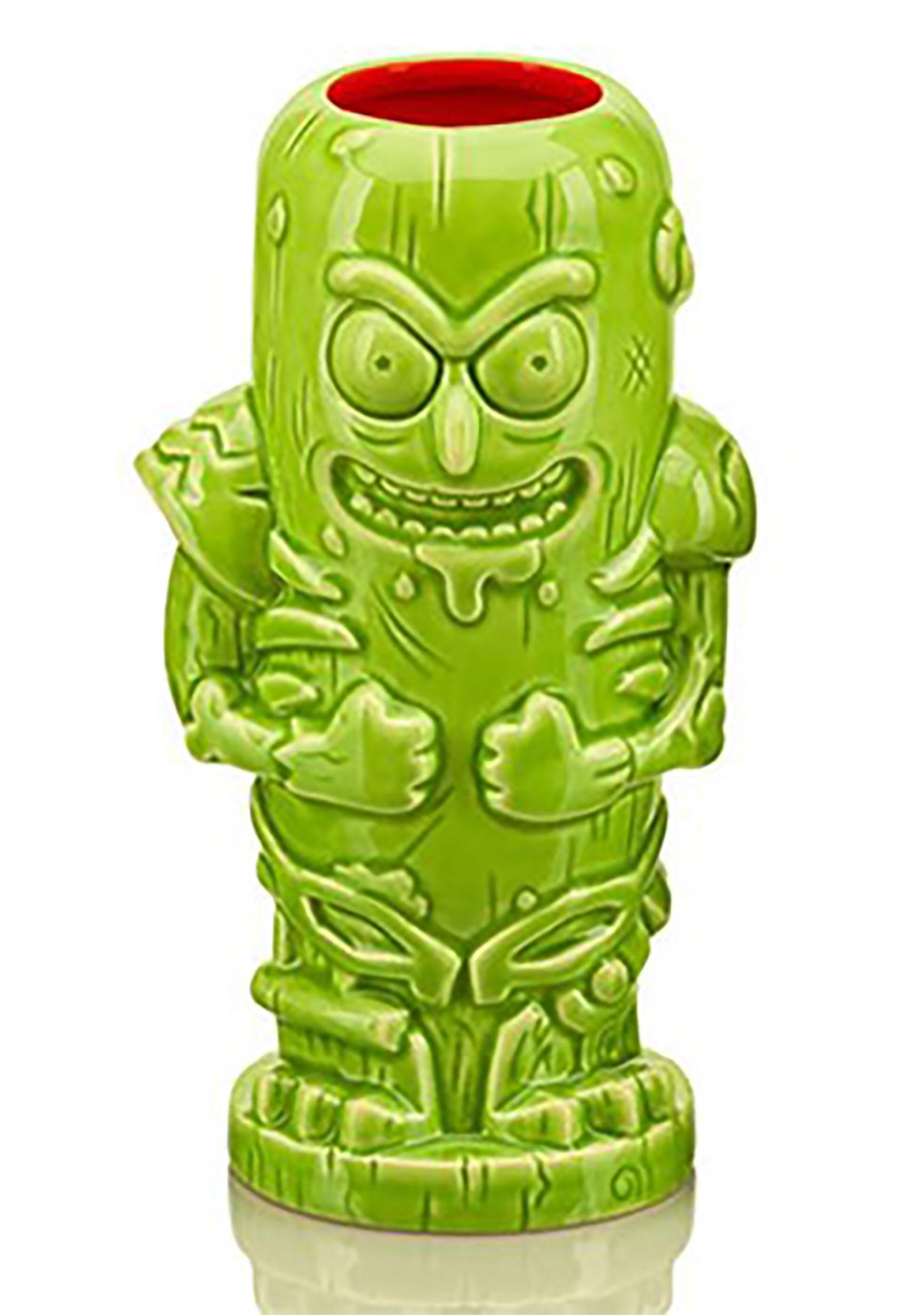 Rick and Morty- Pickle Rick Geeki Tikis Mug
