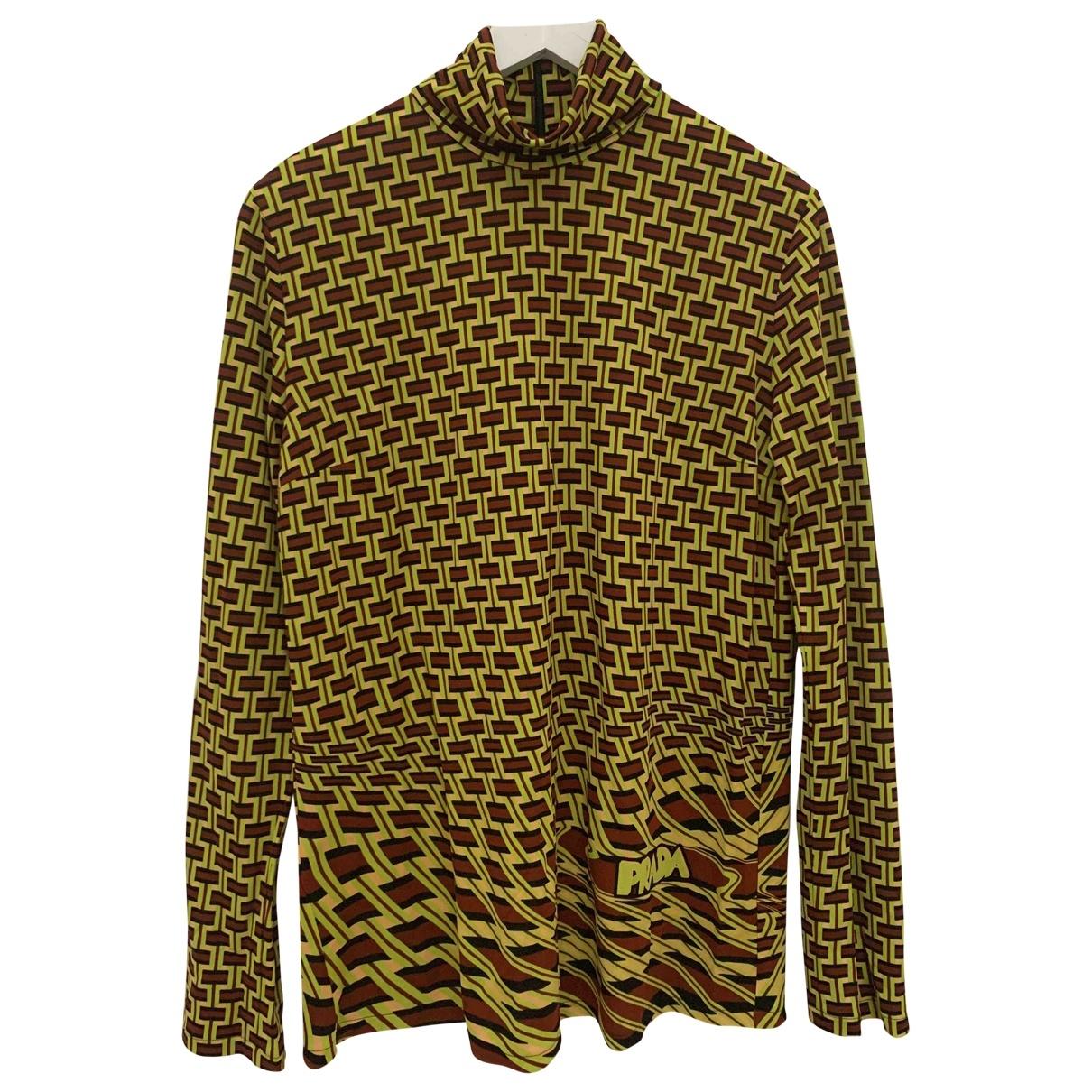 Prada \N Multicolour  top for Women 42 IT