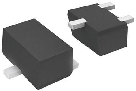 ROHM , DTC114EMT2L NPN Digital Transistor, 100 mA 50 V 47 kΩ, Ratio Of 1, Single, 3-Pin SC-105AA (150)
