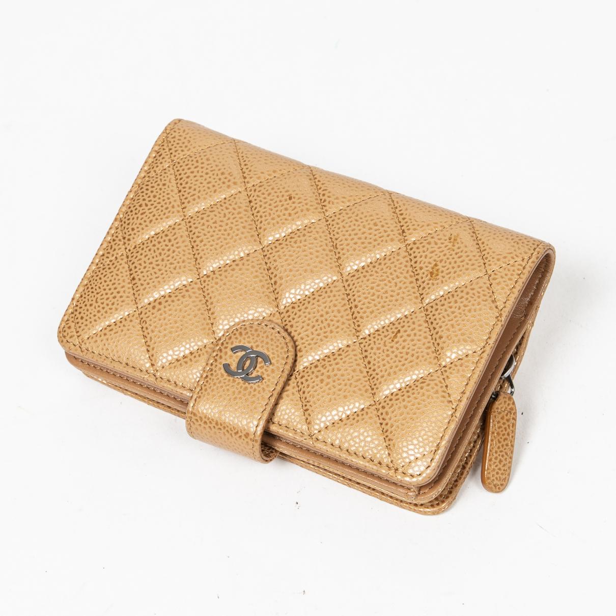 Chanel \N Leather wallet for Women \N