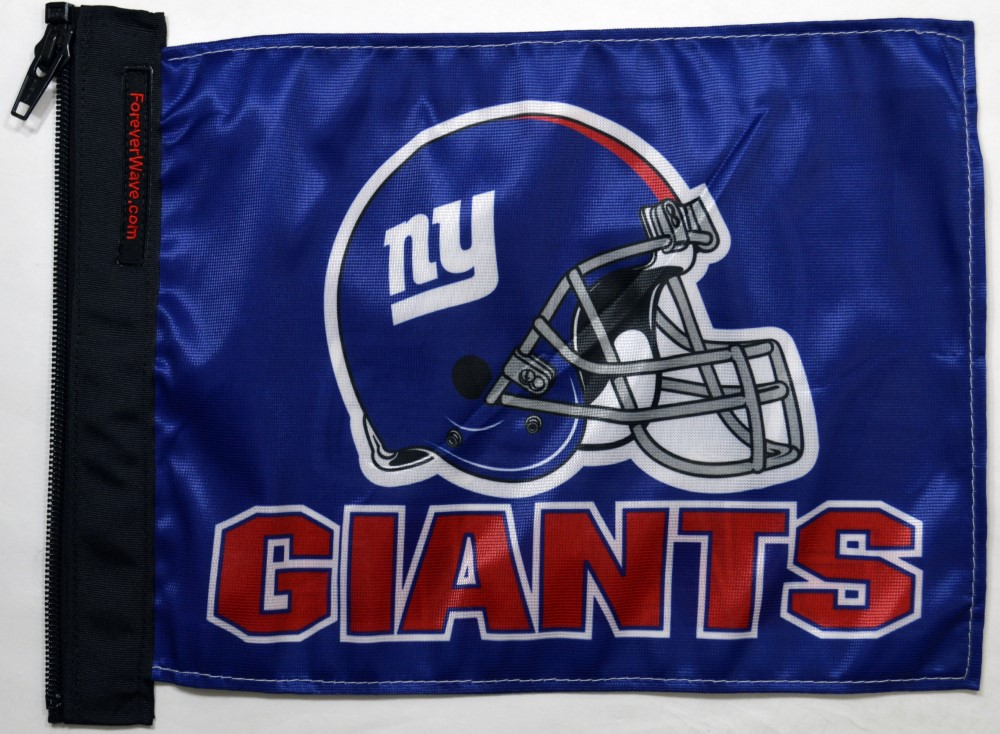 Forever Wave 5084 New York Giants Flag