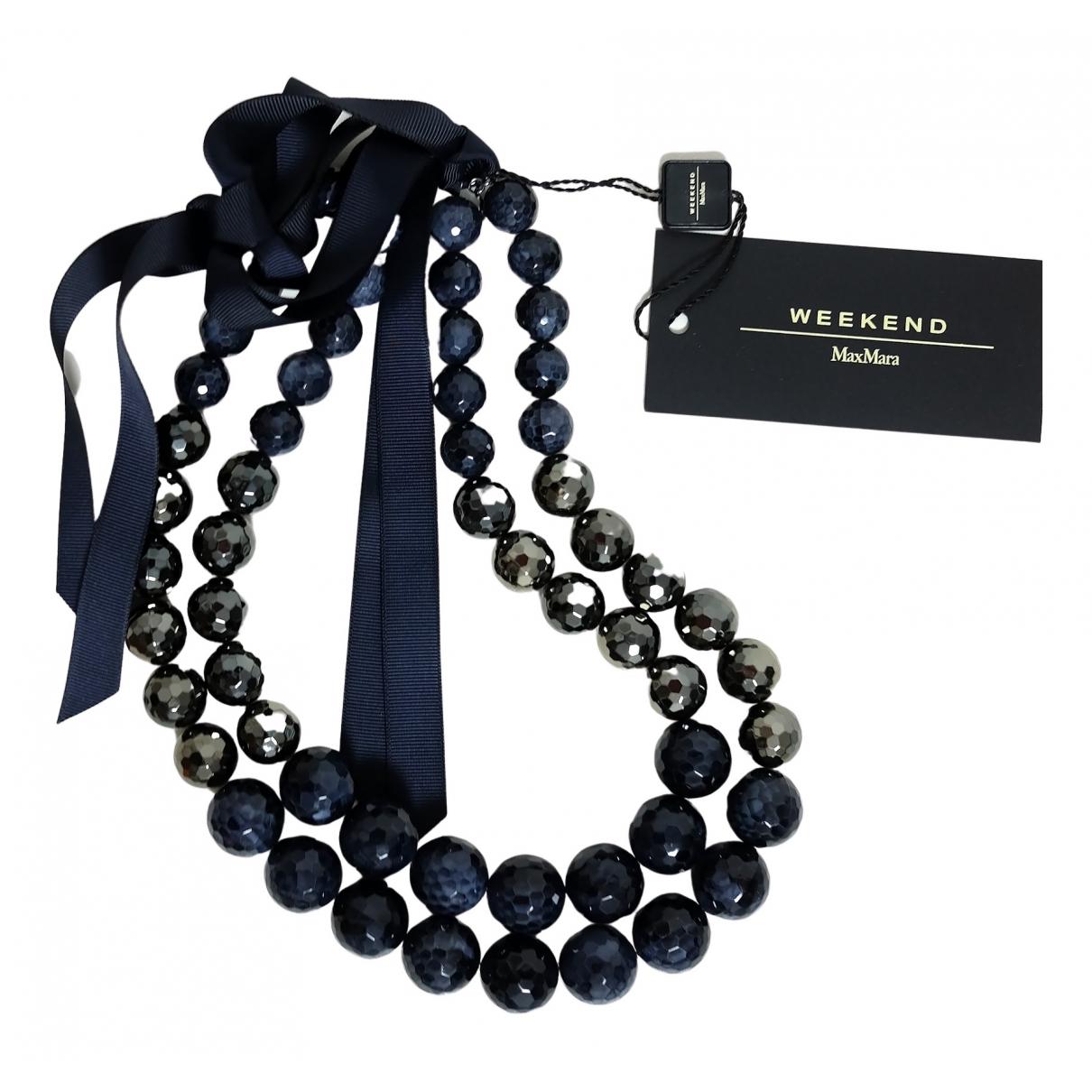 Max Mara Weekend N Navy necklace for Women N