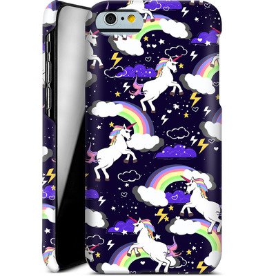 Apple iPhone 6s Smartphone Huelle - Unicorn Blue von Mukta Lata Barua