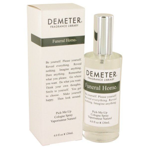 Funeral Home - Demeter Eau de Cologne Spray 120 ML