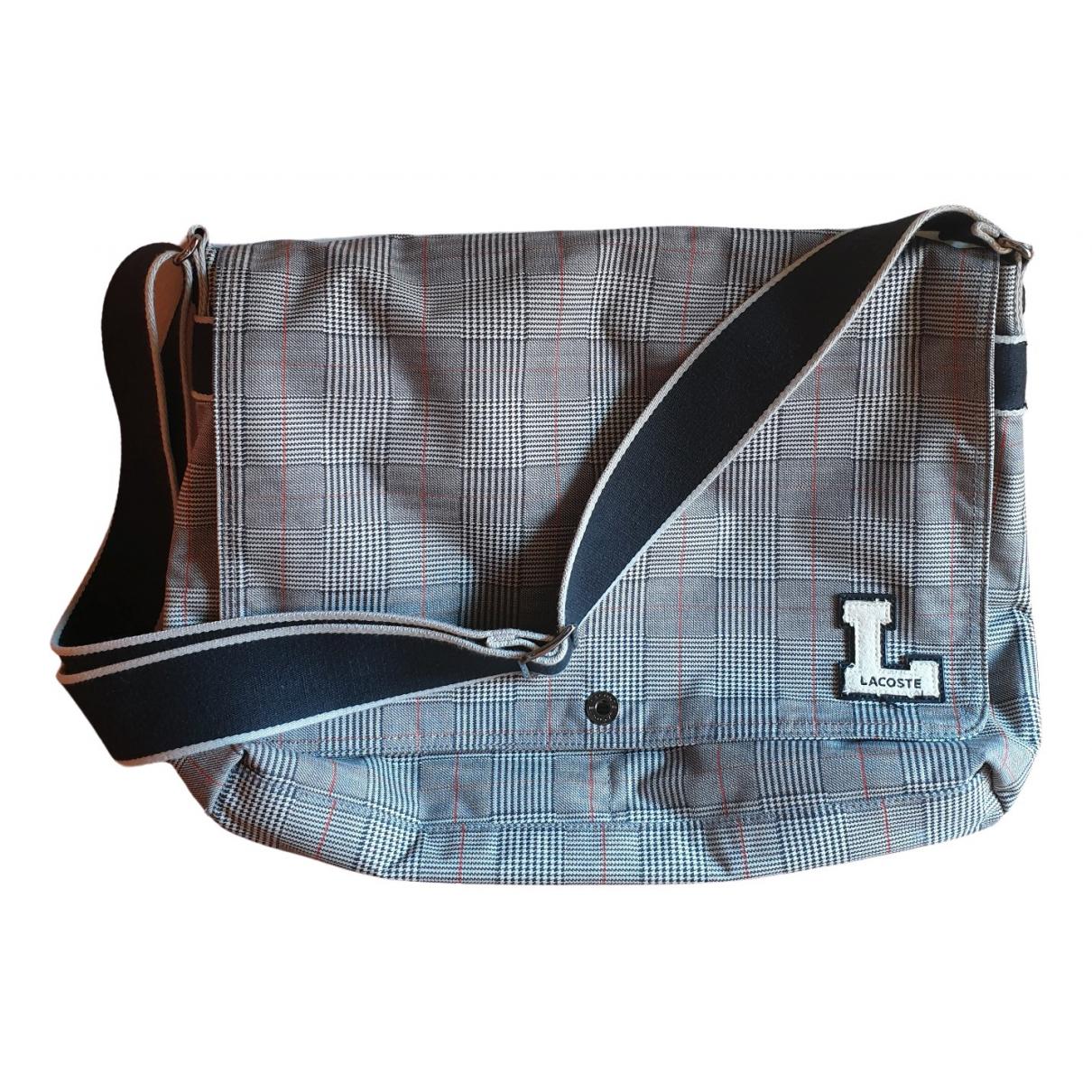 Lacoste \N Grey backpack for Women \N
