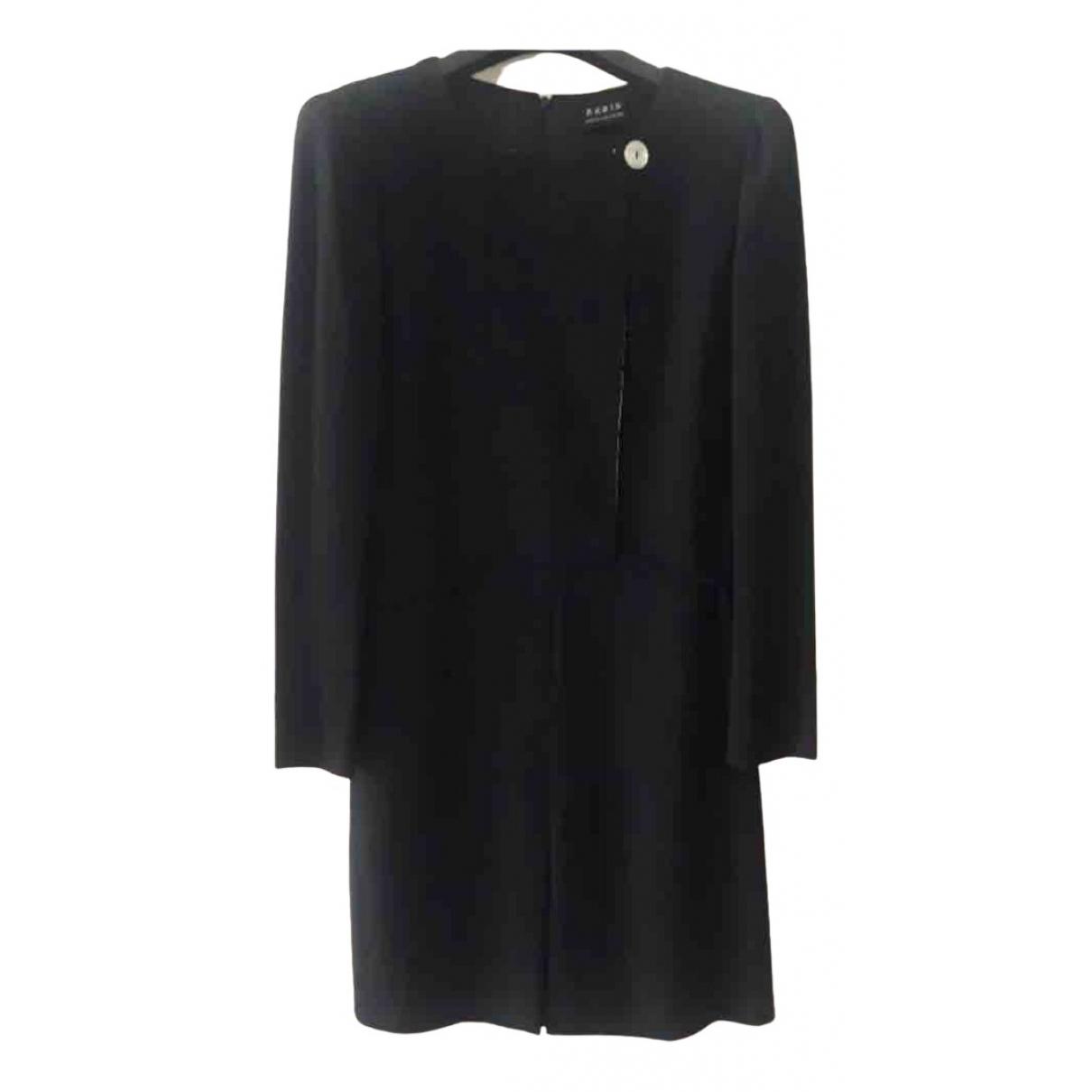 Akris \N Kleid in  Marine Wolle