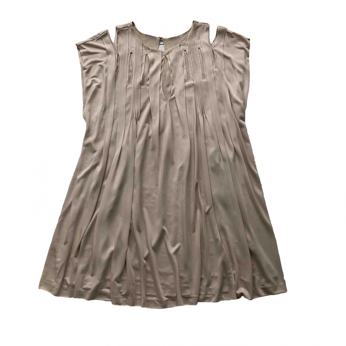 Chloé \N Ecru dress for Women M International