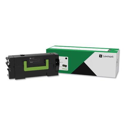 Lexmark 58D1U00 Original Black Return Program Toner Cartridge Ultra High Yield