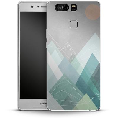 Huawei P9 Silikon Handyhuelle - Graphic 107 X von Mareike Bohmer