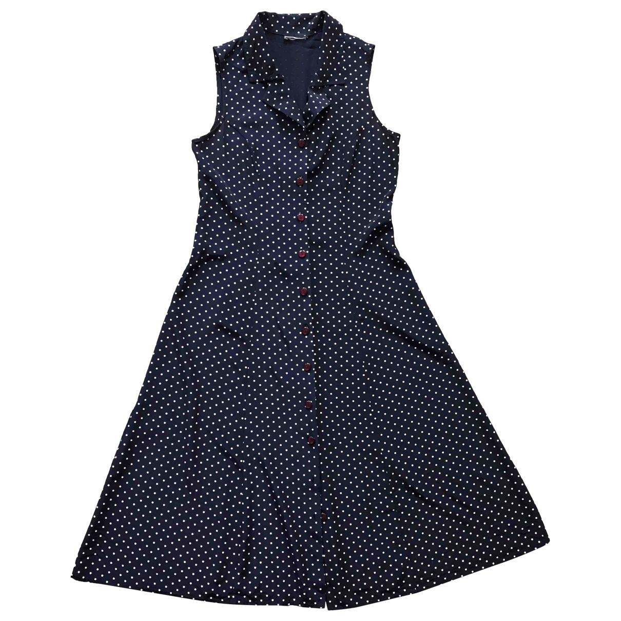 Non Signé / Unsigned \N Blue dress for Women M International