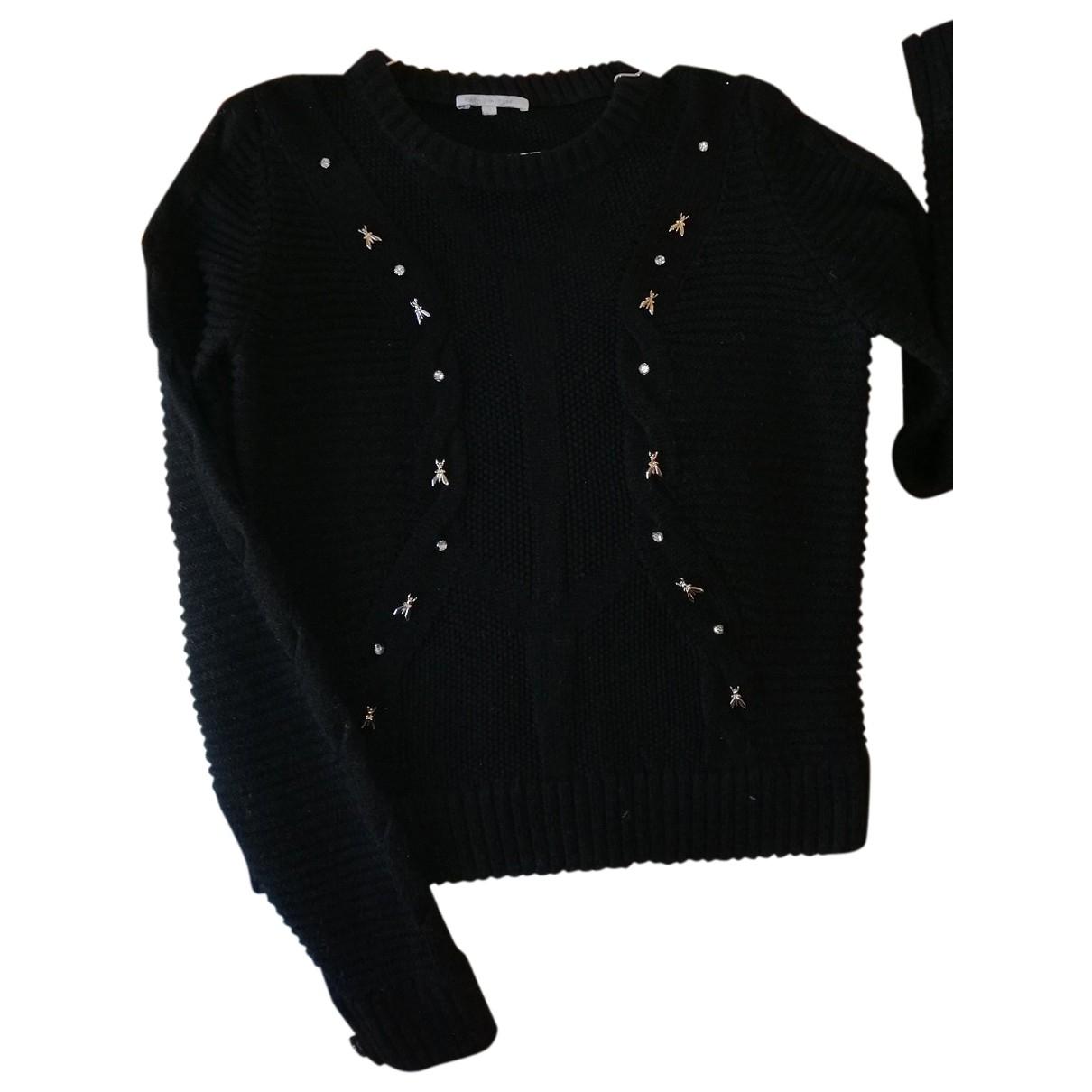 Patrizia Pepe \N Black Knitwear for Women 40 IT