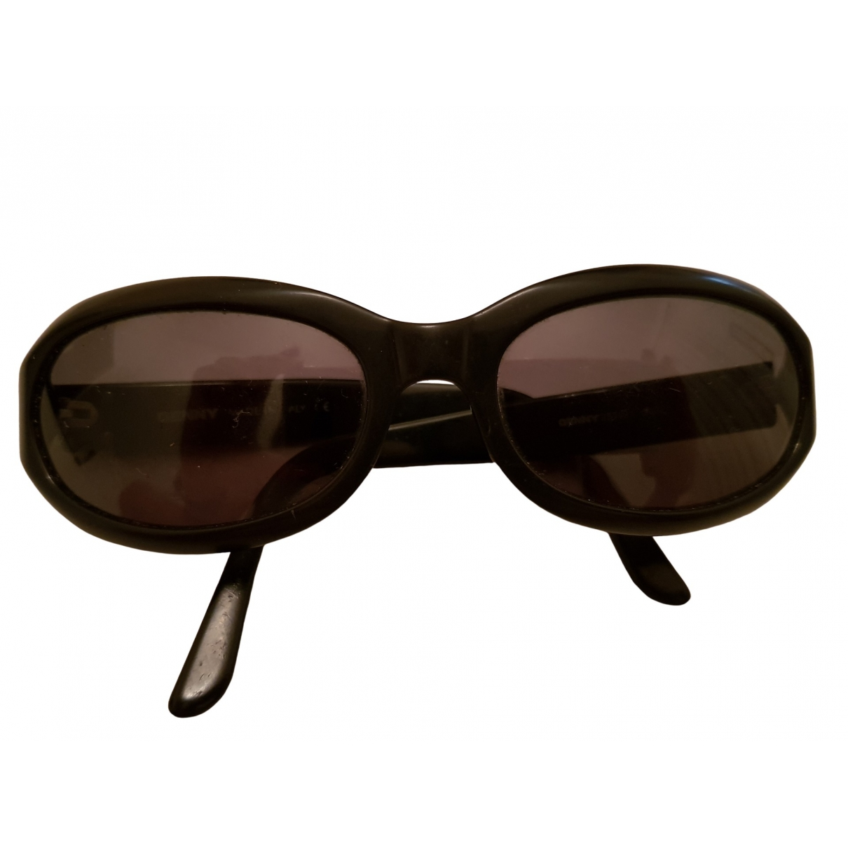 Genny \N Black Sunglasses for Women \N