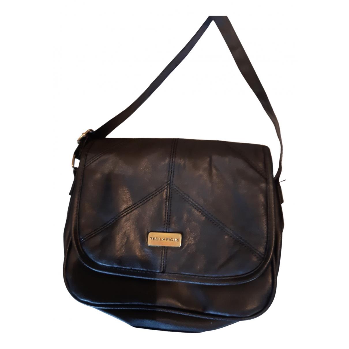 Ted Lapidus \N Blue handbag for Women \N