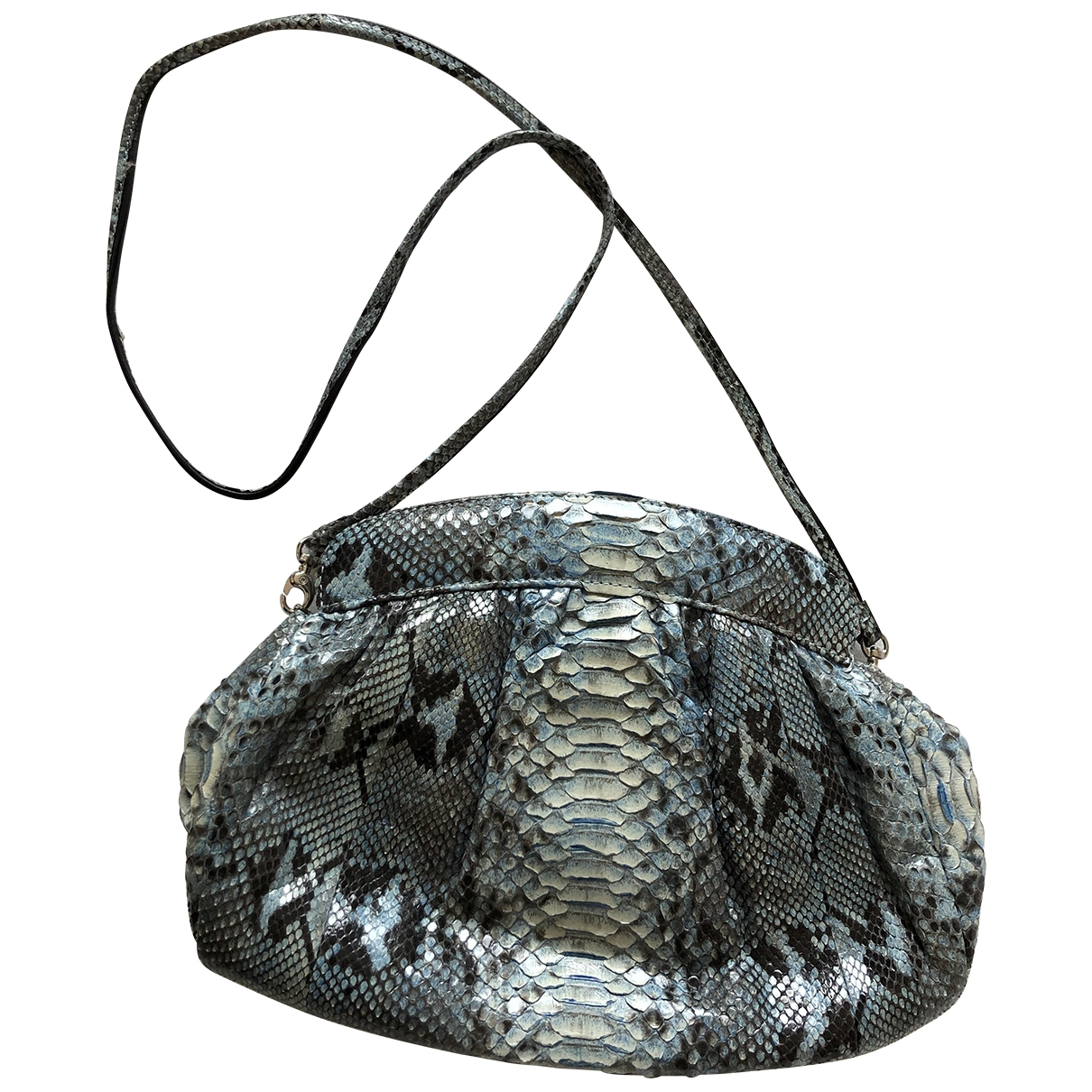 Non Signé / Unsigned \N Multicolour Leather handbag for Women \N