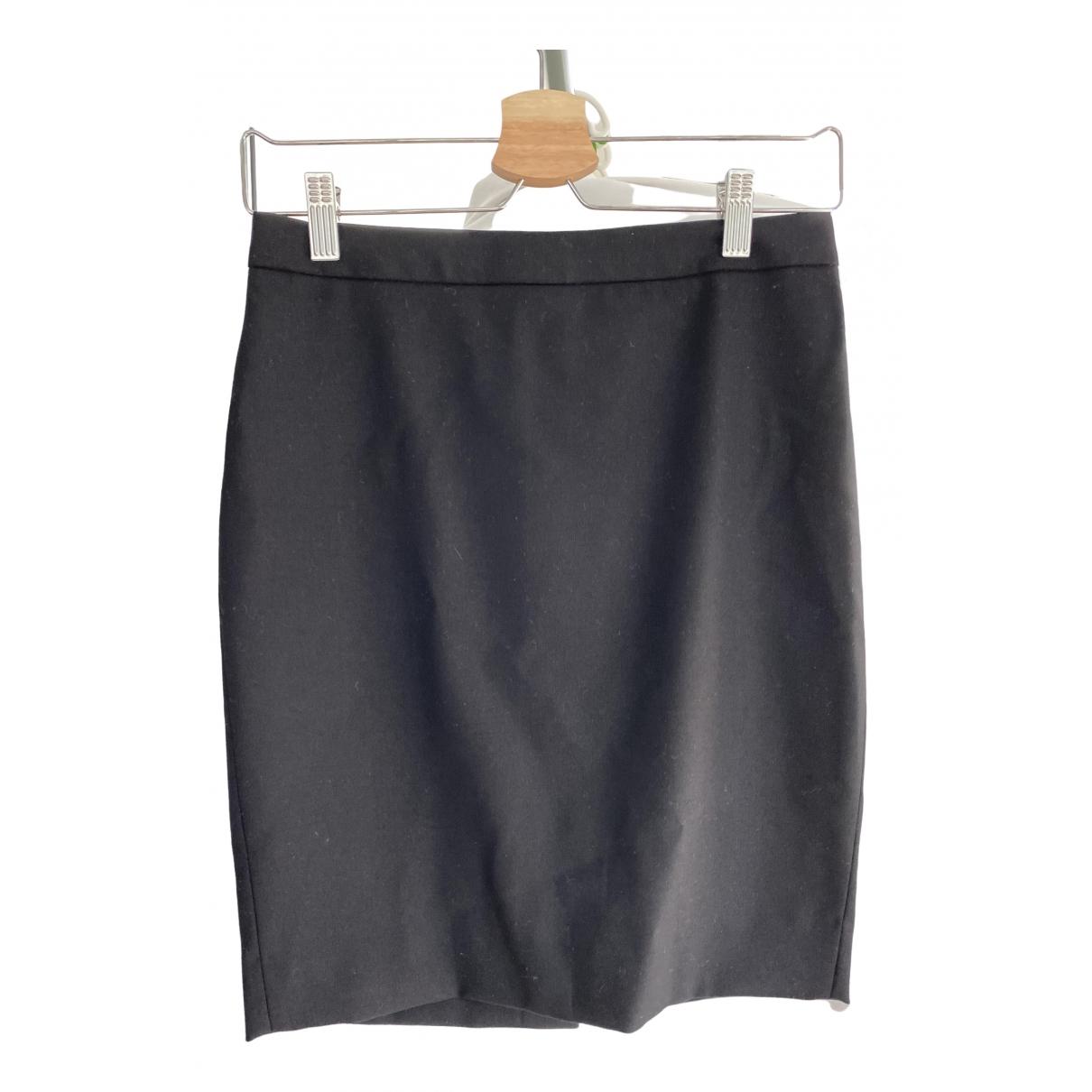 J.crew \N Black Wool skirt for Women XS International