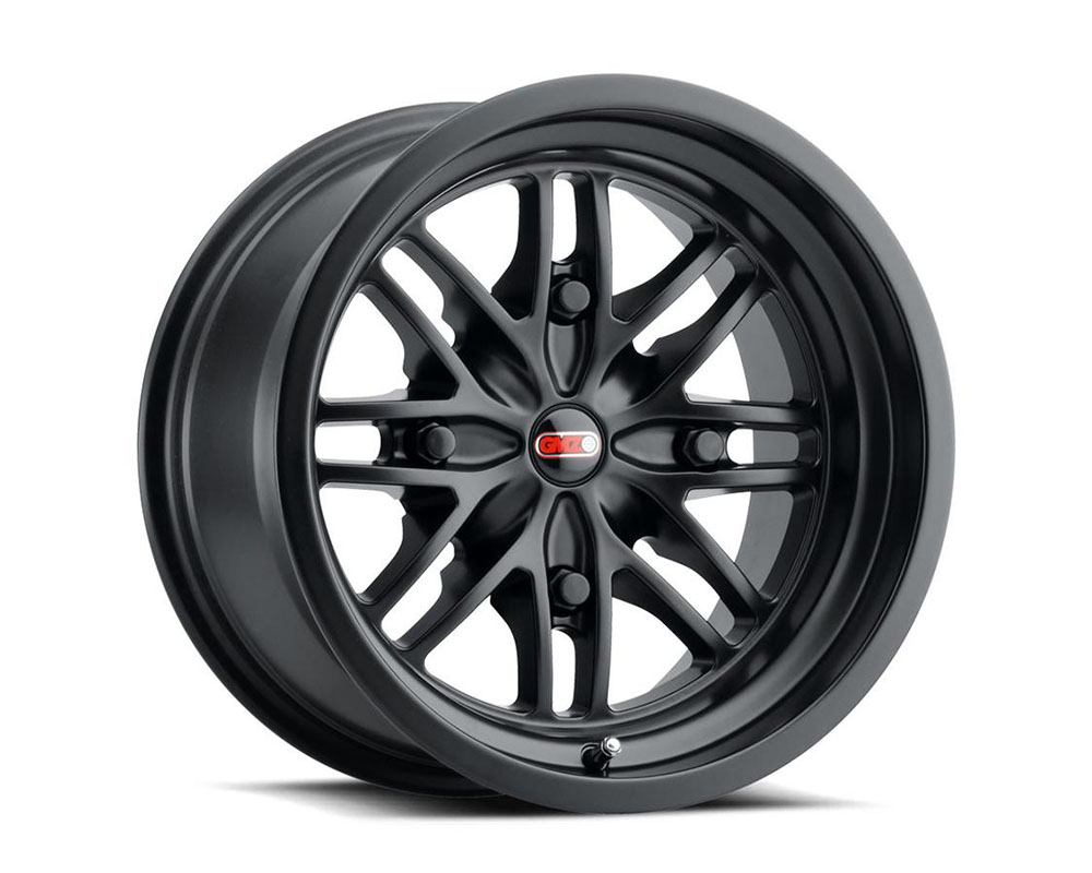 GMZ Racing GZ806 Tilt Wheel 14x10 4x156 +0 Matte Black